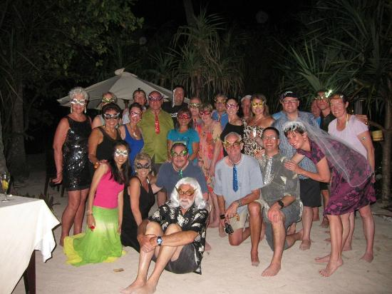 Wakatobi Dive Resort: Group