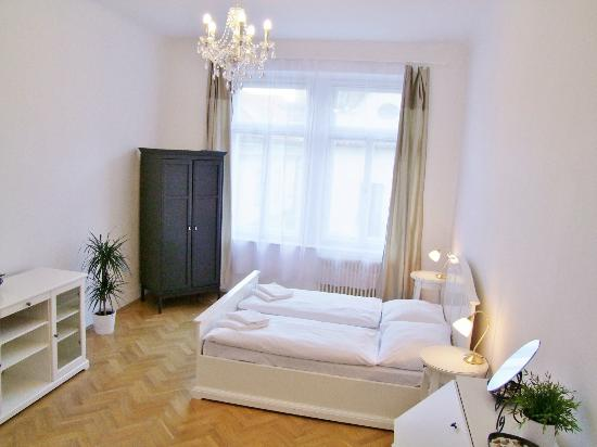 Charles Bridge Premium Apartments: Bedroom