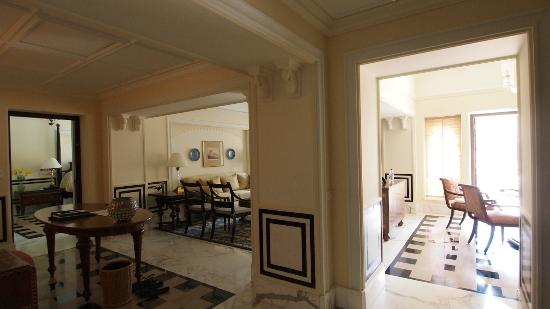 The Oberoi Udaivilas: Luxury Suite