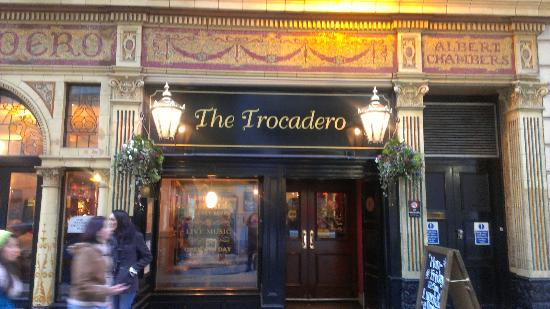 The Trocadero