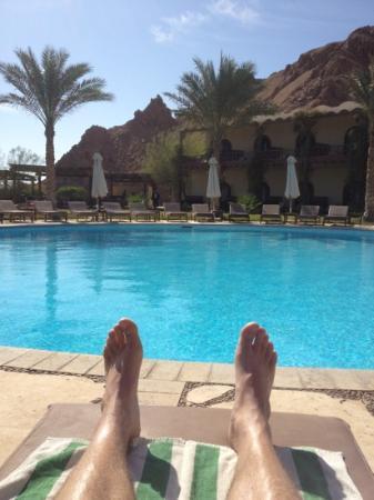 Dahab Paradise: lazy days...
