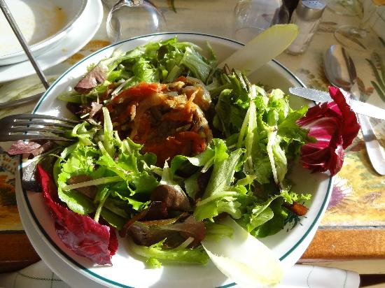 Astoux et Brun: nice salad