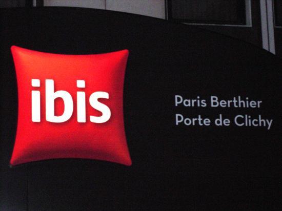 Ibis Paris 17 Clichy-Batignolles: IBIS PARIS BERTHIER PORTE THE CLICHY