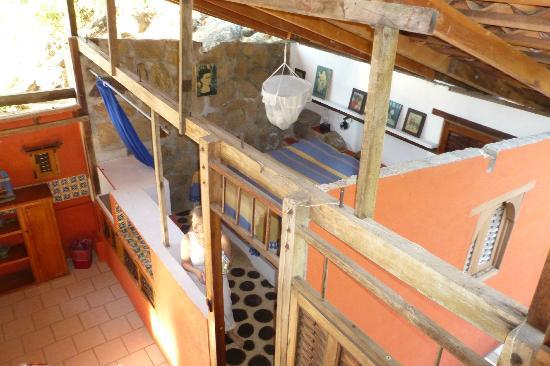 Majahuitas Resort: One bedroom of the Cliff House