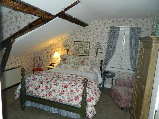 Mary Prentiss Inn: Bedroom