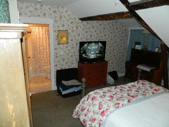 ماري برينتيس إن: Bedroom