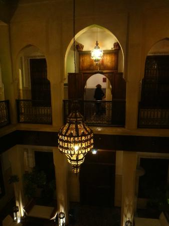 Riad le Clos des Arts: The Hall