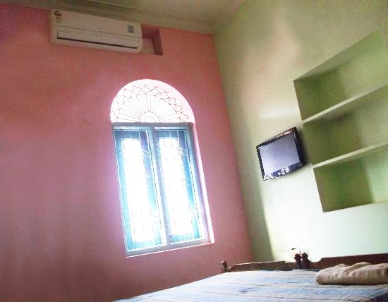 Patra Guest House: Room1
