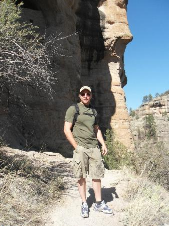 Gila Wilderness Area: Gila Cliff Dwellings