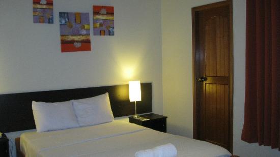 Hotel El Sauce Inn: habitaciones