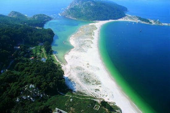 Casal de Folgueiras: Cies Island