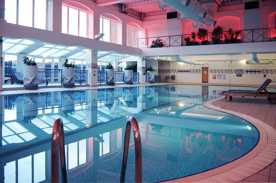 25 Metre Swimming Pool Picture Of Village Hotel Birmingham Walsall Walsall Tripadvisor