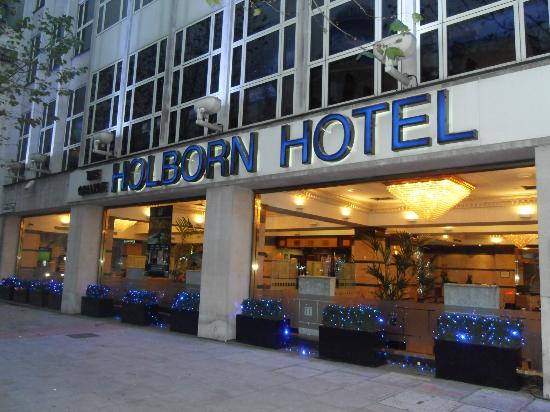 Grange Holborn Hotel: Front entrance