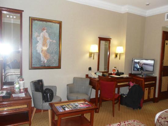 Grange Holborn Hotel: Rm 506