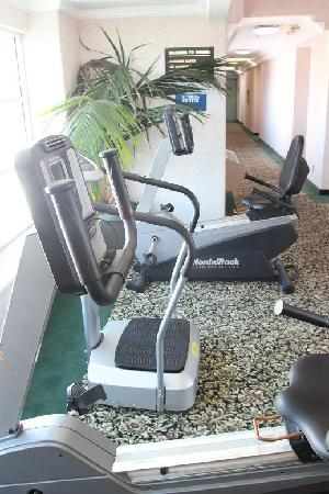 Days Inn Santa Monica/los Angeles: Fitness Center