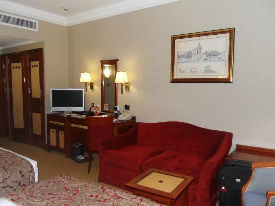 โรงแรมเกรซ ฮอลบอร์น: Rm 504