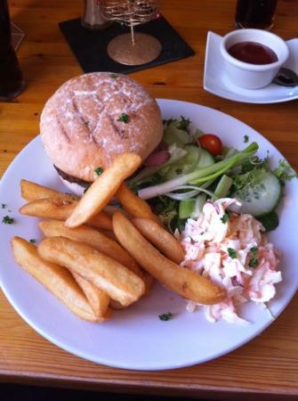 The Windmill Inn: Windmill Inn Burger