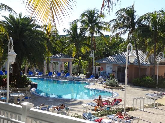 DoubleTree by Hilton Hotel Grand Key Resort - Key West: Blick auf den Pool