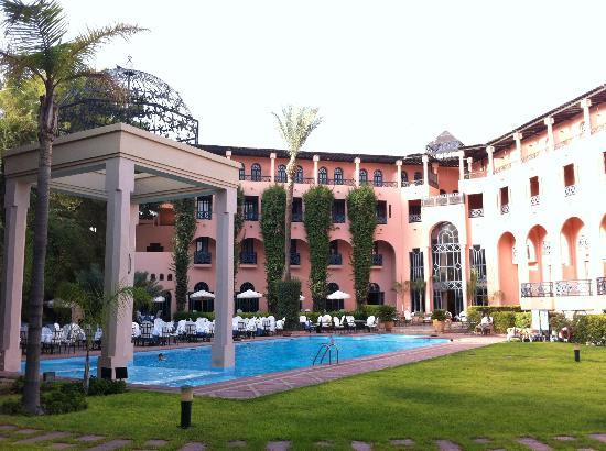 Hotel Marrakech le Tichka: Exterieur