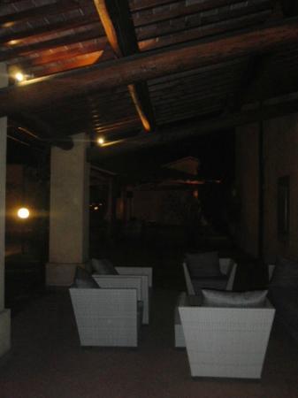 Hotel 500 Firenze: terrasse