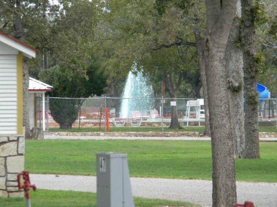 Rv Sites Amp Cabins Picture Of Oakdale Park Glen Rose