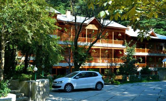 Negi's Hotel Mayflower: Hotel