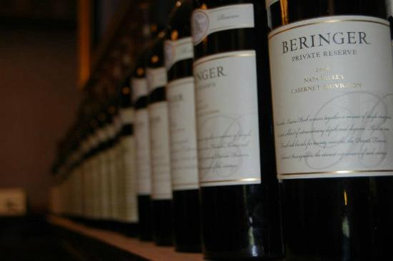 Napa Valley Wine Country Tours: Beringer