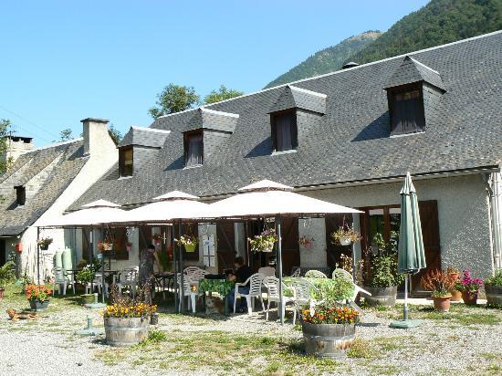 Moulin d'Avajan : la ferme auberge