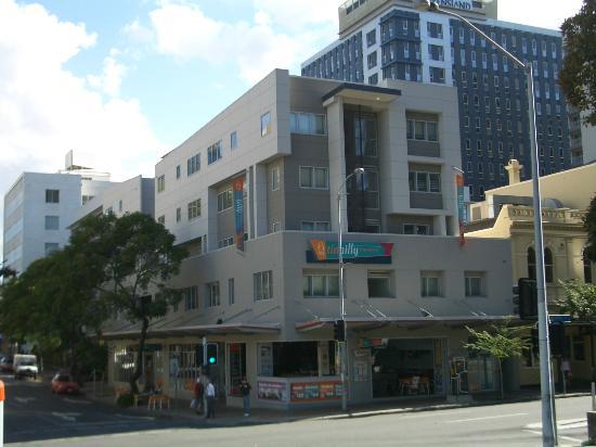 Base Brisbane Uptown: Exterieur