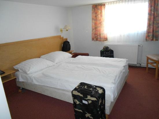 Hotel Europa: Habitación doble económica