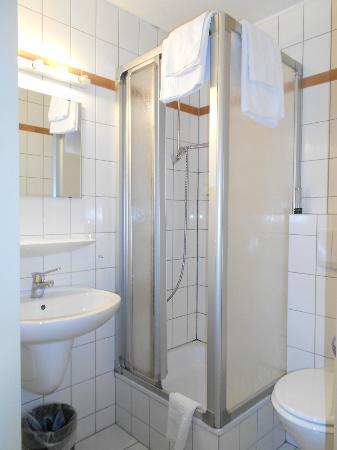Hotel Europa: Baño