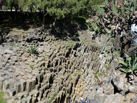 Prismas Basalticos - HIDALGO, MEXICO