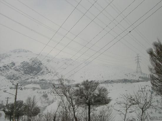 Mount Tochal: Tochal Ski Areaarea