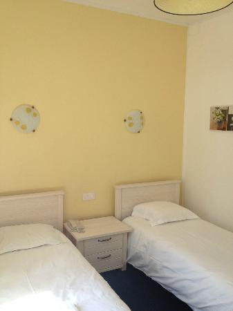 Couleurs Sud : Chambre twin