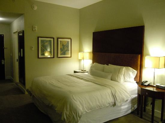 The Westin Jersey City, Newport: Bedroom