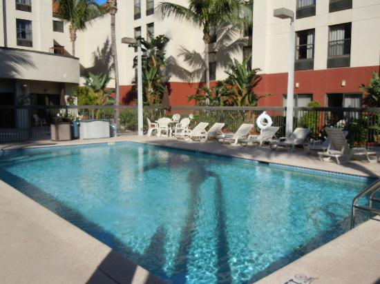 Hampton Inn & Suites Fort Myers Beach / Sanibel Gateway: Pool