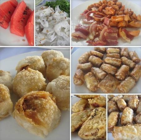 hanoi harmony hotel - breakfast