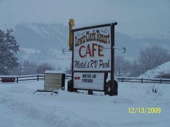 Lewis-Clark Resort: Winter