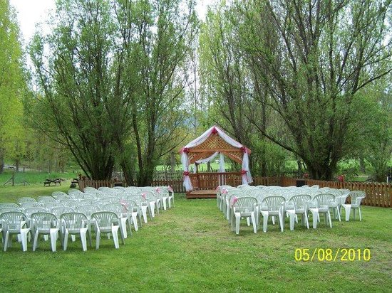 Lewis-Clark Resort: Weddings