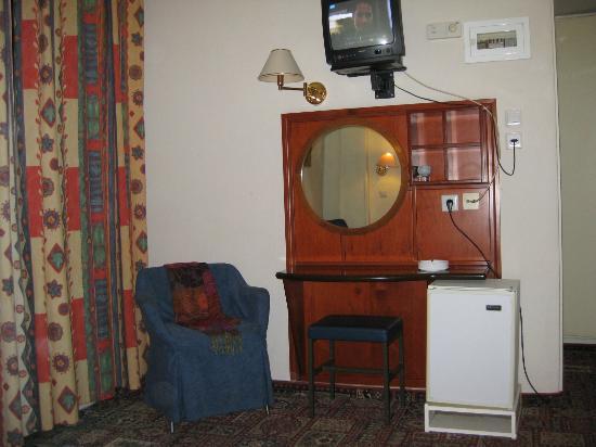 Hotel Metropol: room