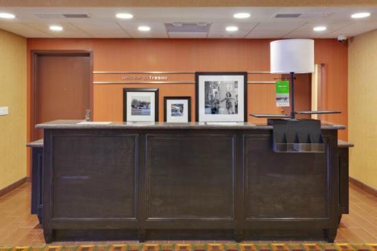 Hampton Inn & Suites Fresno-Northwest : Welcome to our beautiful Fresno, California hotel