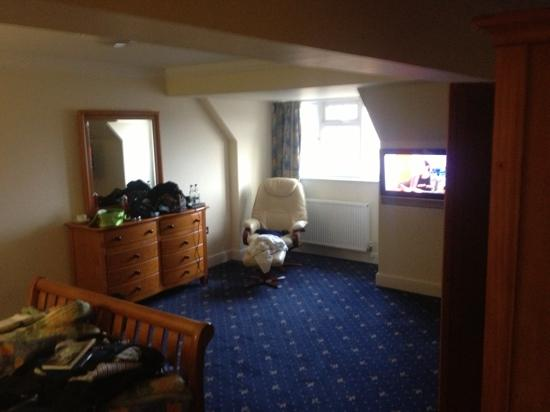 Springfield Country Hotel: room