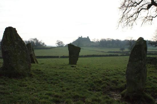 Number 37 Wirksworth: Local Stone Circle