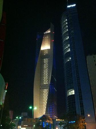 Ibis Sharq Kuwait: Al-hamra tower 50 meters away from the hotel