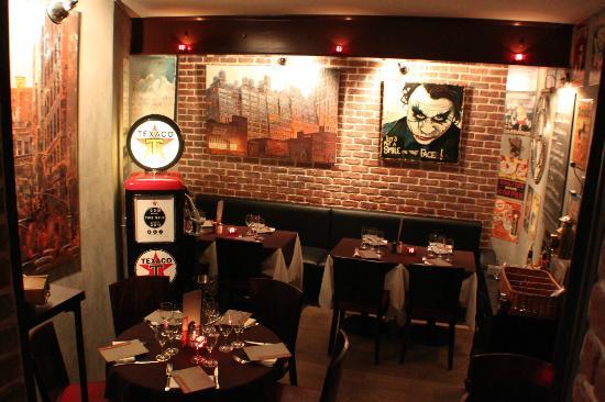 L\' annexe - Photo de La salle à manger, Boulogne-Billancourt ...