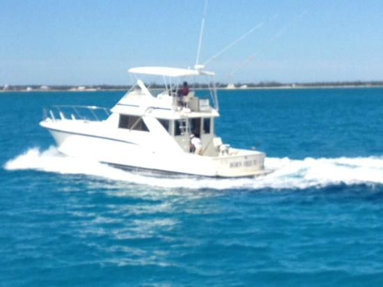 Deep sea fishing in nassau bahamas born free fishing for Nassau fishing charters