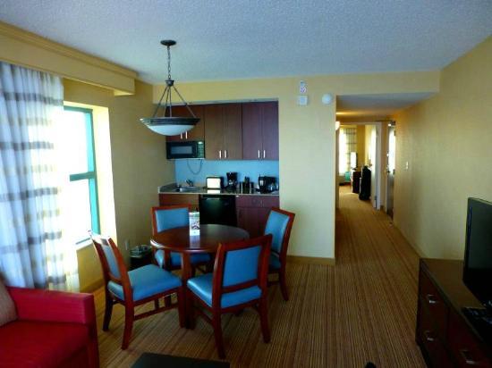 Bedroom Looking Towards Hallway Picture Of Courtyard Virginia Beach Oceanfr