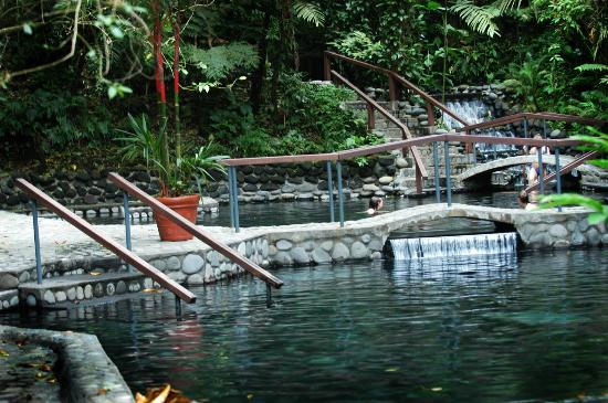 La Fortuna de San Carlos, Costa Rica: You can not go to La Fortuna, without relaxing in a hot spring