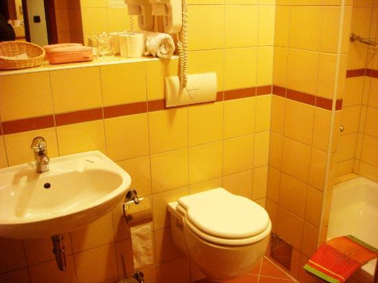 Vrata Krke: Banheiro