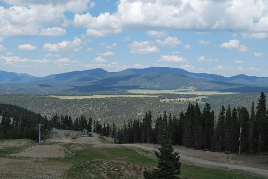 The Lodge at Angel Fire Resort: view of the mountains